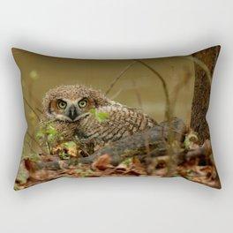 Spring Shower Rectangular Pillow