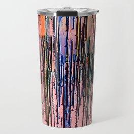 Colored rain Travel Mug