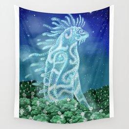 The Nightwalker (Princess Mononoke) Wall Tapestry