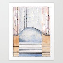 "Gordon Belot, ""Background Independence"" Art Print"