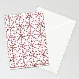 Triskele 16-triskelion,triquètre,triscèle,spiral,celtic,Trisquelión,rotational Stationery Cards