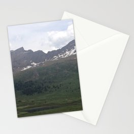 Colorado Mountain Tops Stationery Cards