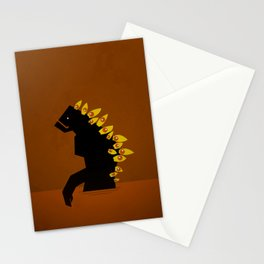 Miradas de Odio - Hate´s Looks Stationery Cards
