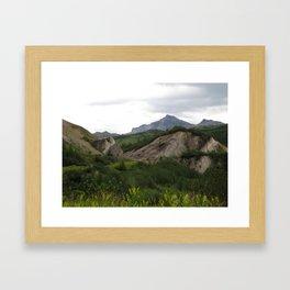 Suntrana Framed Art Print