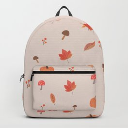 Happy Fall Backpack
