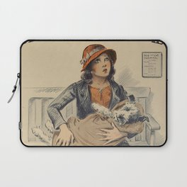 Be Kind To Animals 4 Laptop Sleeve