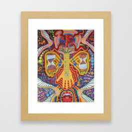Collected Vision Framed Art Print