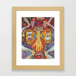 Collected Vision Framed Art Print