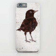 Black Bird Blakely (Vintage Edition) iPhone 6s Slim Case