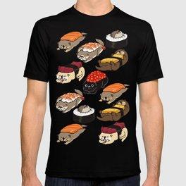 Sushi Otter T-shirt