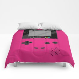 Gameboy Color - Berry Comforters