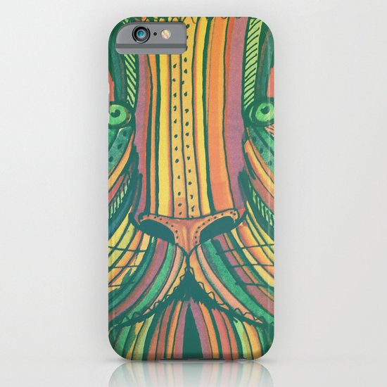 Panthera Leo iPhone & iPod Case