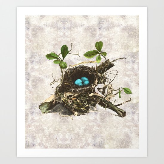 A commonplace miracle Art Print