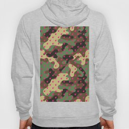 CAMO & HOT PINK BOMB DIGGITYS ALL OVER LARGE Hoody