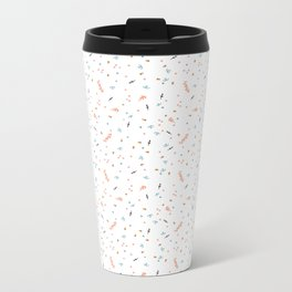Forest Confetti Metal Travel Mug