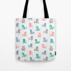 Adirondacks  Tote Bag