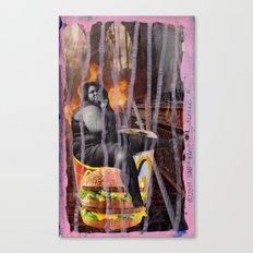 Big Mac Canvas Print