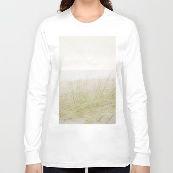 Pale Beach Long Sleeve T-shirt