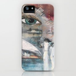 Finding My True North iPhone Case
