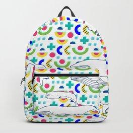 Memphis Ocean #2 Backpack