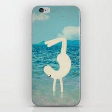 a c r o b a t a p u g l i e s e iPhone & iPod Skin