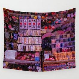 Matsuri Madness Wall Tapestry