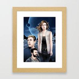 Maveth - 4,722 Hours Framed Art Print