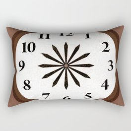I Need Thee Every Hour Rectangular Pillow