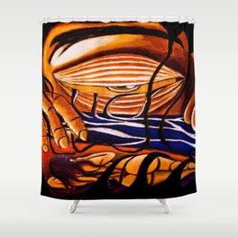 Dream Eater Shower Curtain