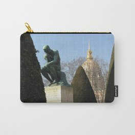 The Thinker Carry-All Pouch