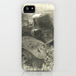 Old Car iPhone Case
