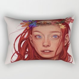 Anne Rectangular Pillow