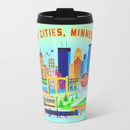 Twin Cities Travel Mug