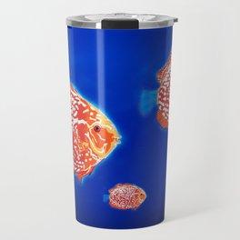 Fish family Travel Mug