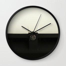 MG MGB 1975 Wall Clock