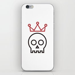 Hamlet. To be or not to be iPhone Skin
