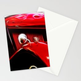 Ford V8 Stationery Cards