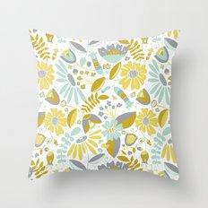 Annabelle Meadow Throw Pillow