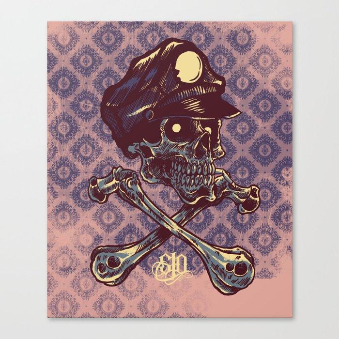 Jacky Wacky Canvas Print