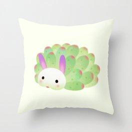 Sea sheep Throw Pillow