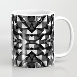 Criss-Cross Coffee Mug