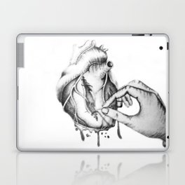 Draw with dots Laptop & iPad Skin