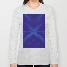Cyril Blue dpa150607.a2 Long Sleeve T-shirt