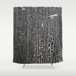 Distressed by Sharon Perry Shower Curtain