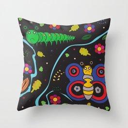 Forever A Grump Throw Pillow