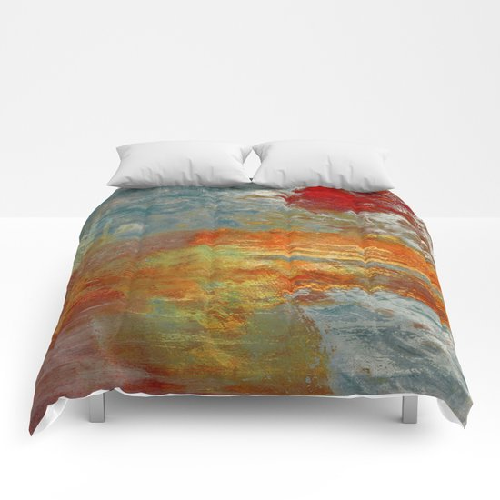 The Shores of Nile Comforters