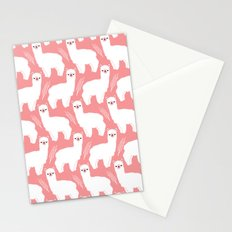 The Alpacas II Stationery Cards