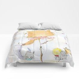 Foxerina Comforters