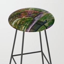 The Park Bench Bar Stool