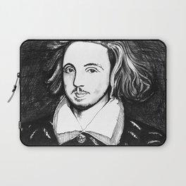 Christopher Marlowe Portrait Laptop Sleeve